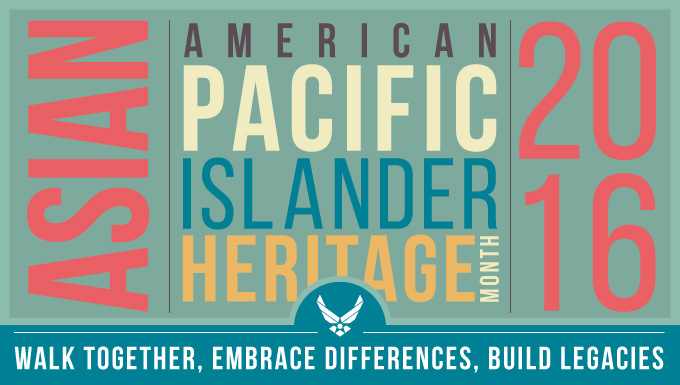 Asian-American and Pacific-Islander Heritage Month