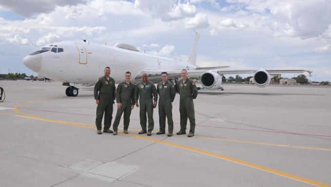 20th AF Commander broadens Airmen's horizon