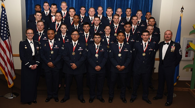 Congratulations to Airman Leadership School graduates from class 18-E