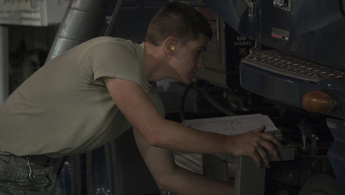 Silent Sentinels: The everyday life of a missile maintainer