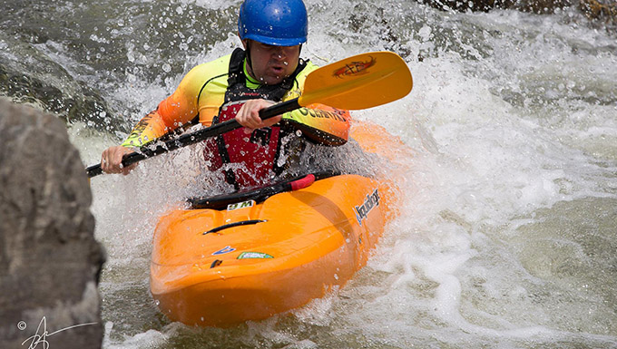 Warren Adventures: Whitewater Kayaking