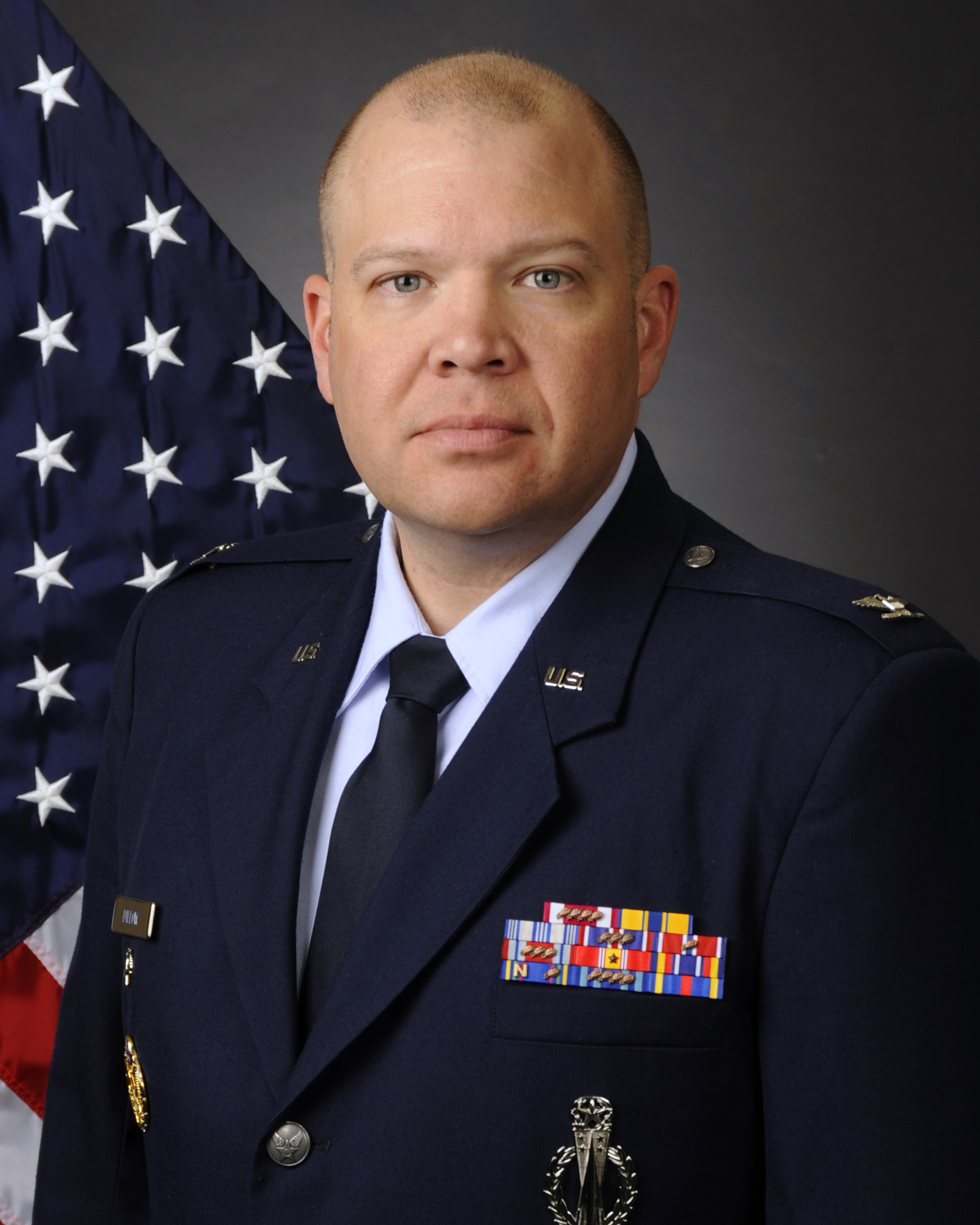 Col. Mathew Dillow, 90th Missile Wing Vice Commander