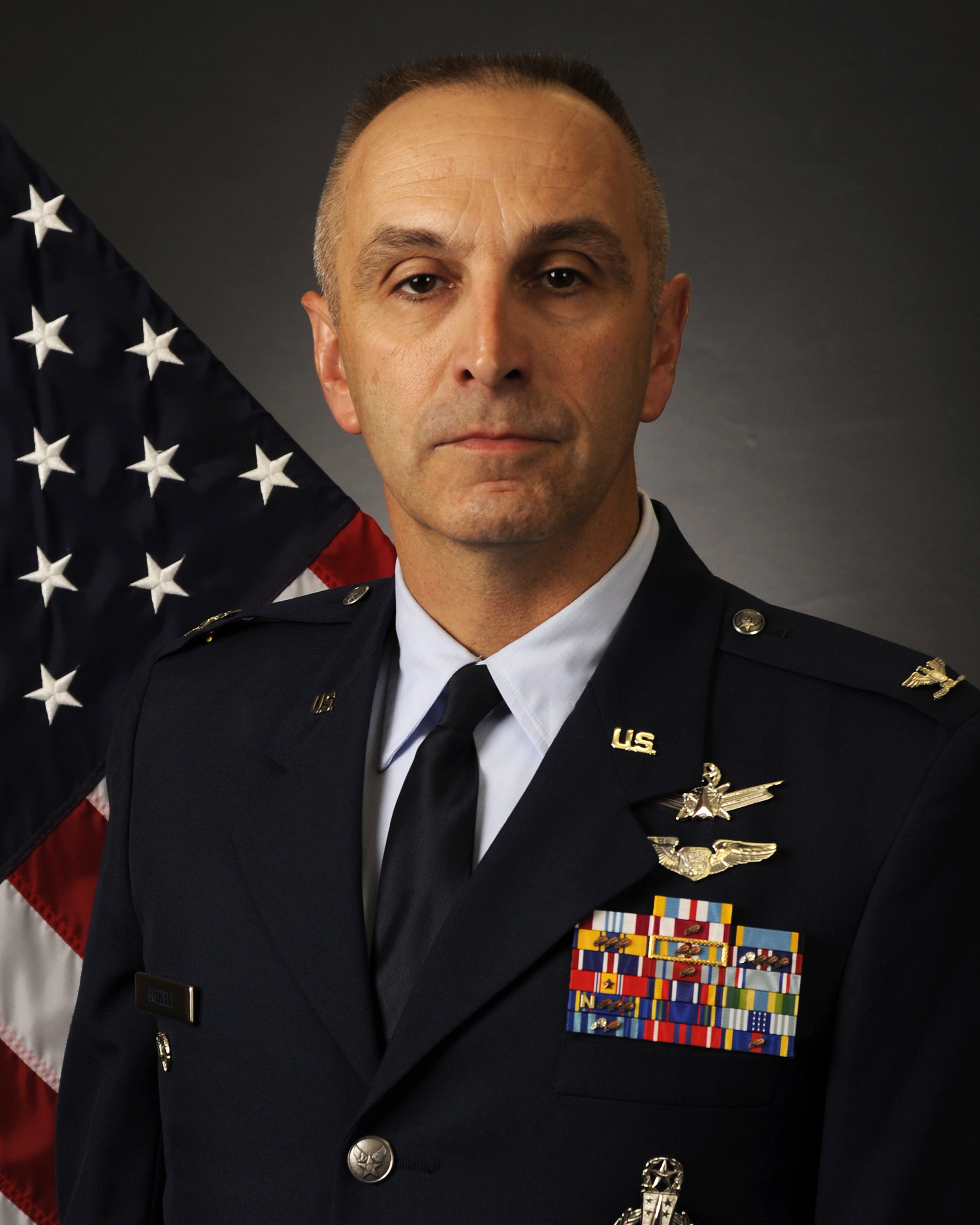 Vice Commander, 20th Air Force