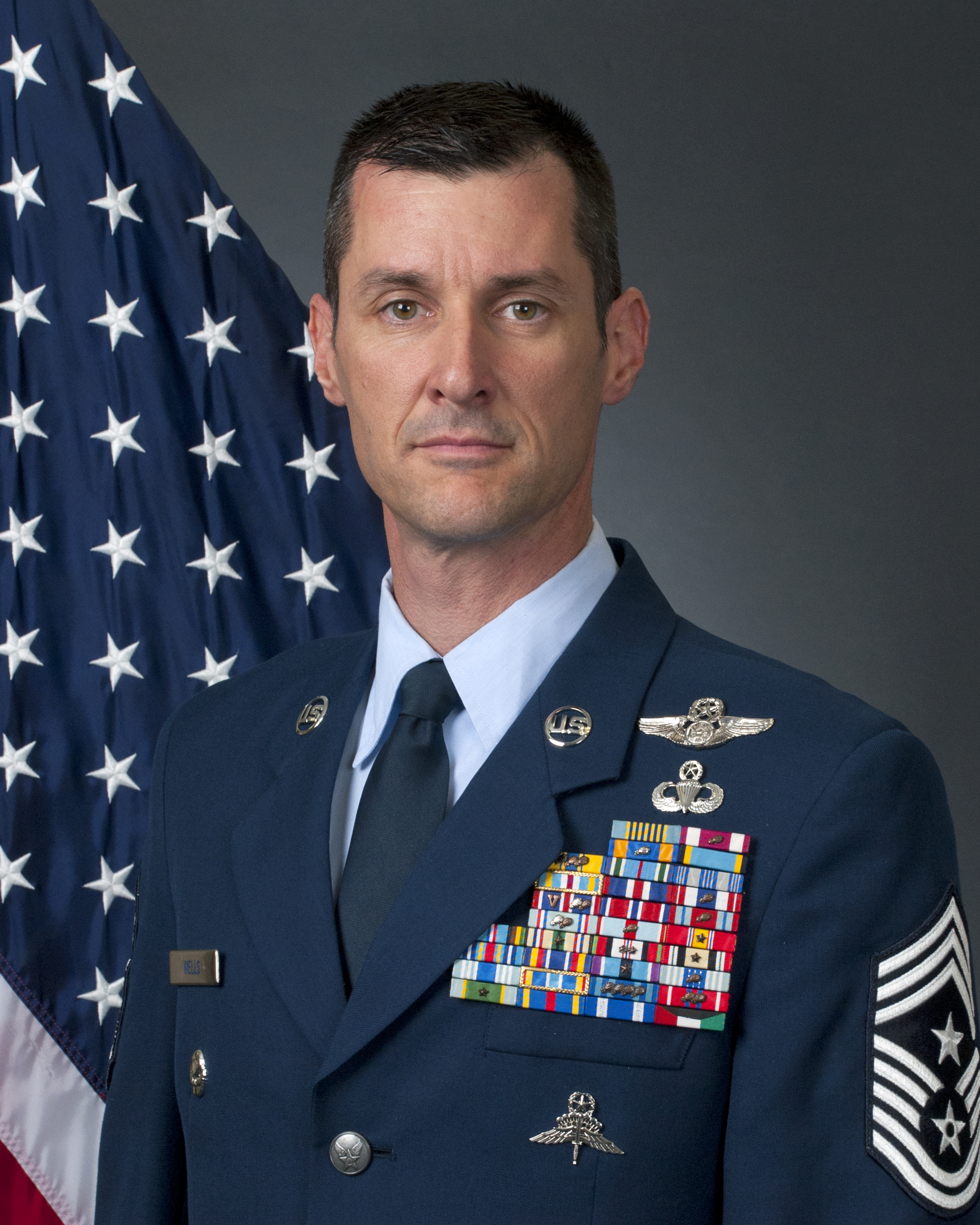 Command Chief, 20th Air Force